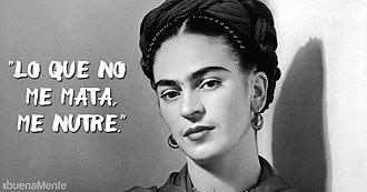 20 Frases Inspiradoras De Frida Kahlo Increible
