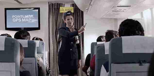 vuelo en avión