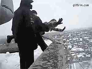 Salto bungee casero