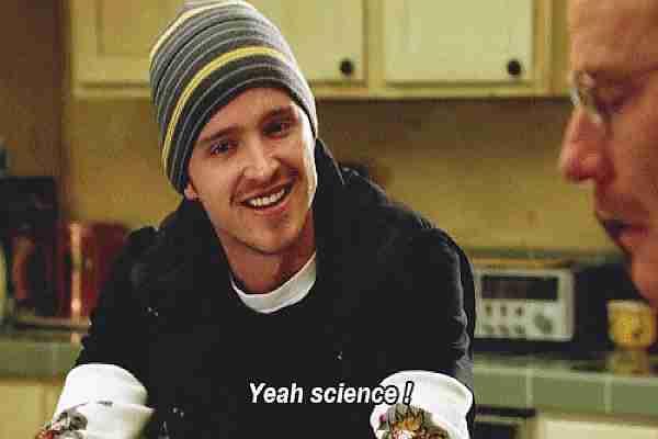 jesse pinkman ciencia