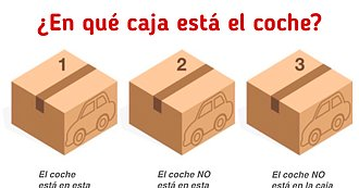 ¿En qué caja está el coche?