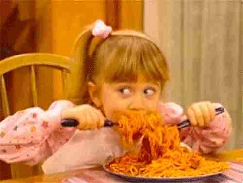 comer carbohidratos