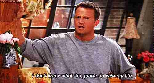 """Chandler de """"Friends"""""""