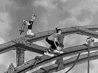 Popeye y Olivia