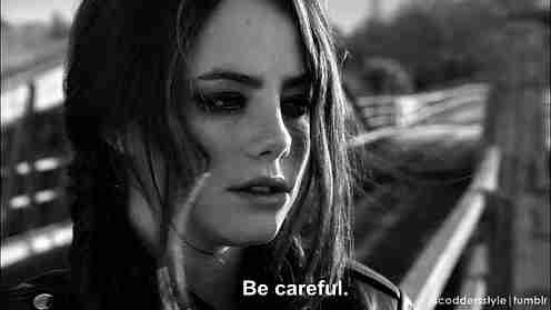 Sé cuidado
