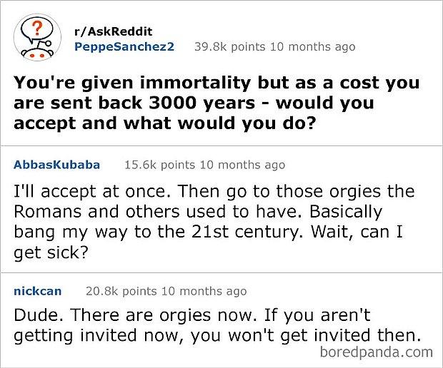 Estas Son Algunas Magistrales Preguntas Y Respuestas Que Encontraras En Reddit Buena Mente