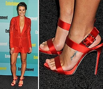 Zapatos De Celebridades Tallas EntérateLas Más Grandes Usan ¡mira 7b6vIfymgY