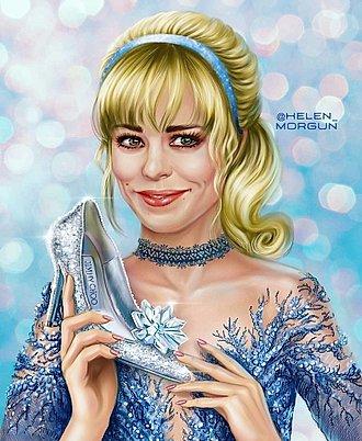 Rachel Mcadams como Cenicienta